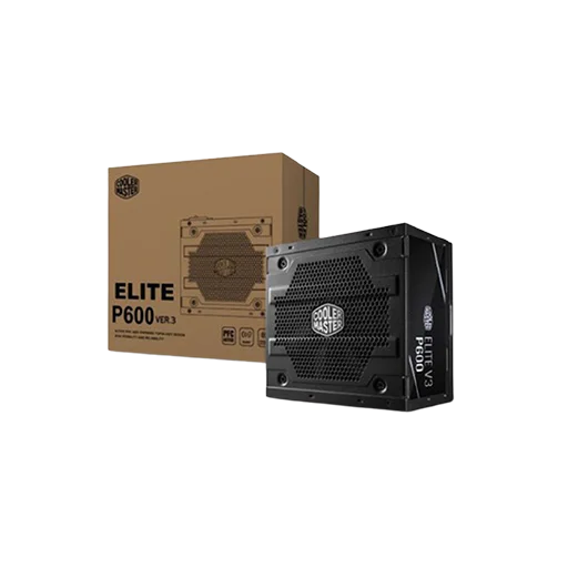 Nguồn Cooler Master Elite V3 230V PC600 Box