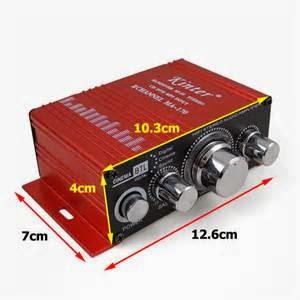 Sementara hampir semua amplifier akan menghasilkan sekitar dua kali puncak kekuatan RMS, dengan distorsi yang sangat tinggi. Penyebabnya ketika ampli dipaksa ke batas-batasnya dan menciptakan suara sangat terdistorsi yang dapat merusak sistem speaker. Baca juga mengenai 10 Speaker Aktif Terbaik