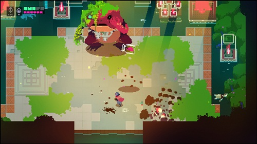 Hyper Light Drifter - Linux (Download Completo em Torrent)