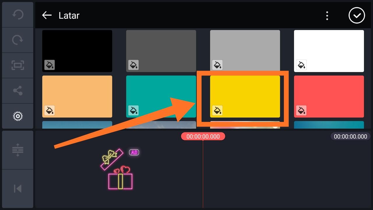Download Animasi kinemaster