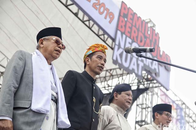 Terkepung, Jokowi Makin Sulit untuk Menang