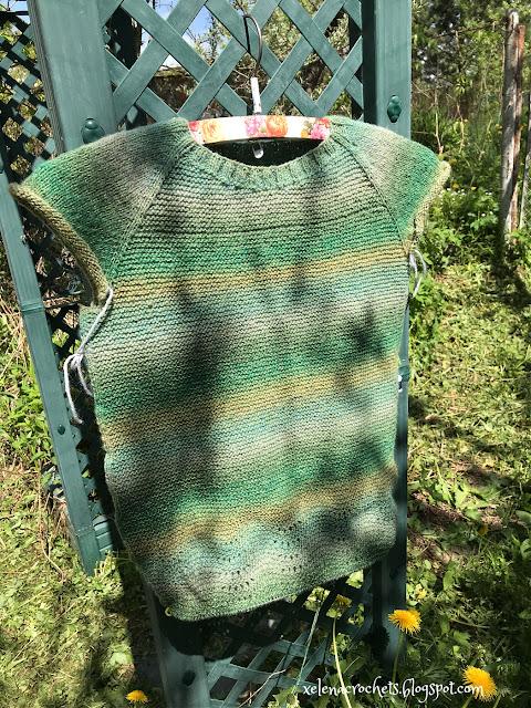 свитер из дундаги