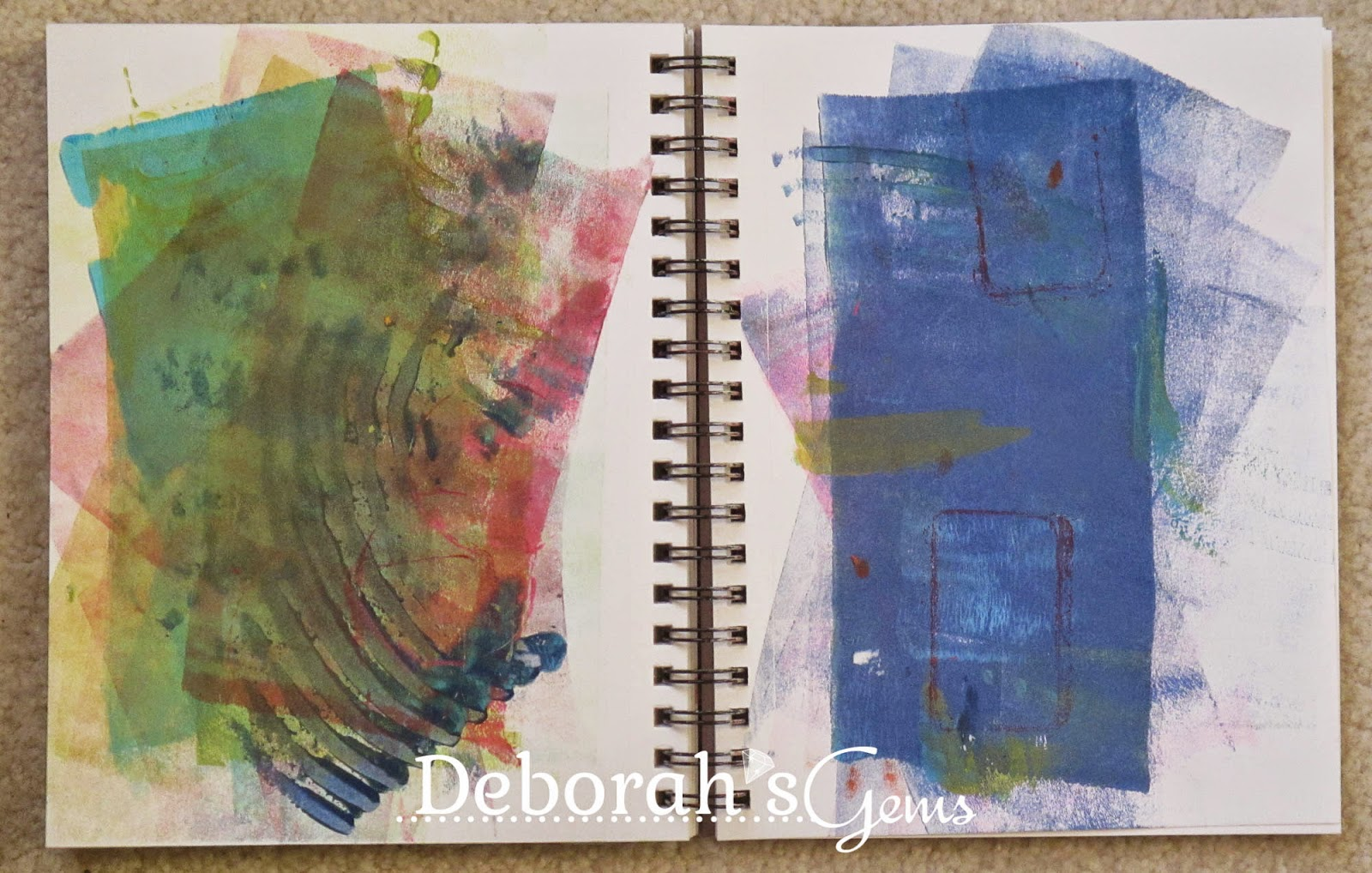365 Journal 3 - photo by Deborah Frings - Deborah's Gems