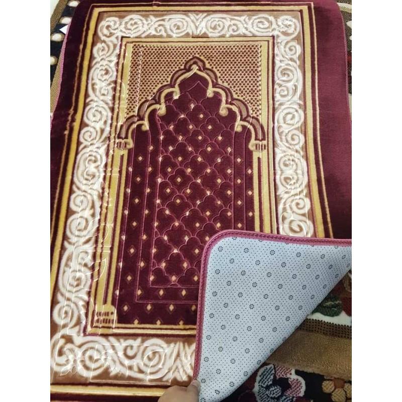 sajadah masjid, sajadah imam, sajadah musolla, karpet masjid, karpet musolla