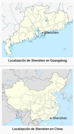 Shenzhen (1979): Ciudad de China