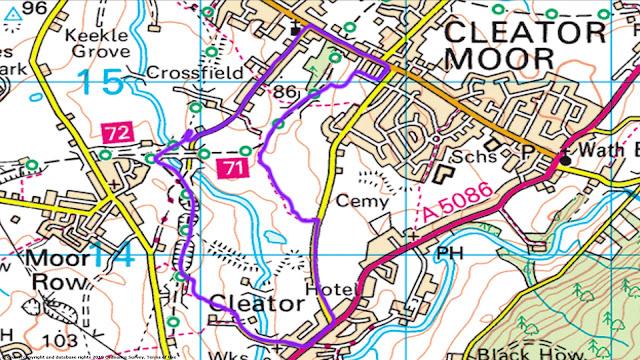 MacKenzies Loop, Cleator Moor