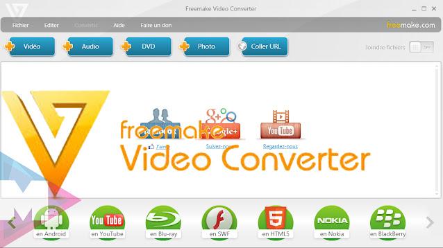 تحميل برنامج Freemake Video Converter  مفعل