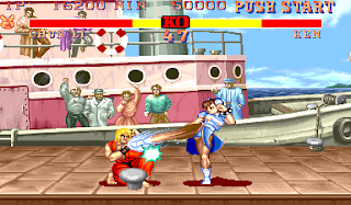 Jogue Street Fighter II The World Warrior Arcade