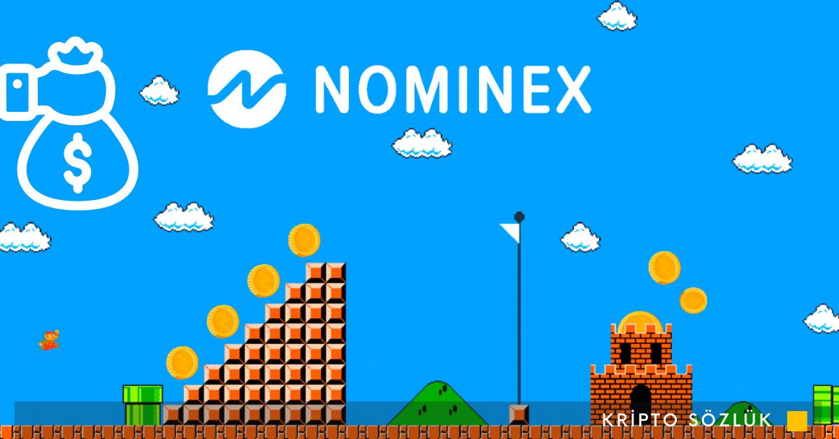Nominex'ten 10 NMX Coin Hediye
