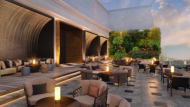 Paradise Sky Bar