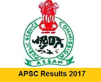 APSC Results 2017