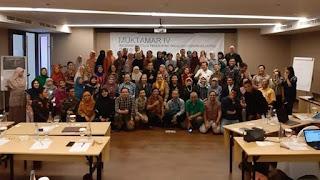 Sambut ASIAN Congres Of Nutrition (ACN) 2019, UNU NTB Hadiri Muktamar Gizi di Bali