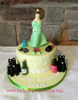 dress maker, black labrador, yoga, prosecco birthday cake