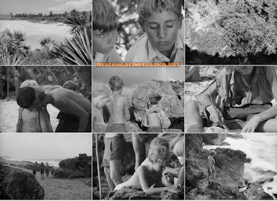 El señor de las moscas (Capturas) Lord of the Flies