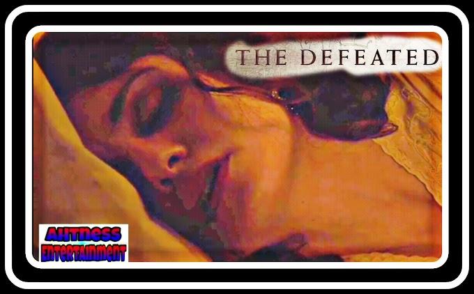 Nina Hoss sexy scene - The Defeated (2020) HD 720p