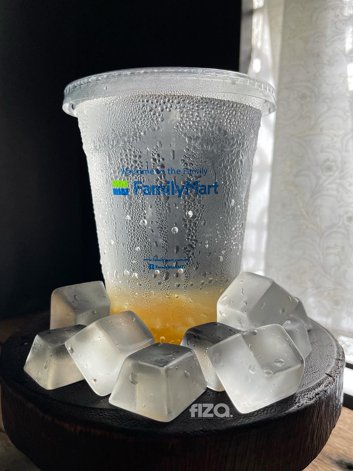 Sparkling Honey Citron Family Mart