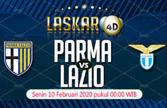 Prediksi Pertandingan Parma vs Lazio 10 Februari 2020