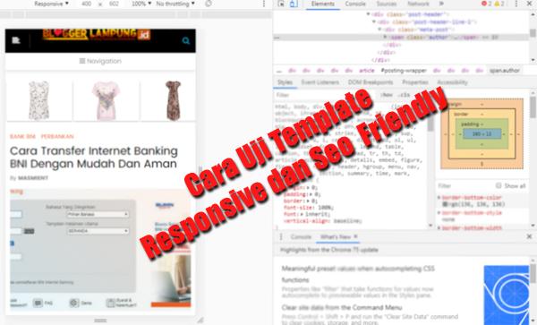 uji template blog