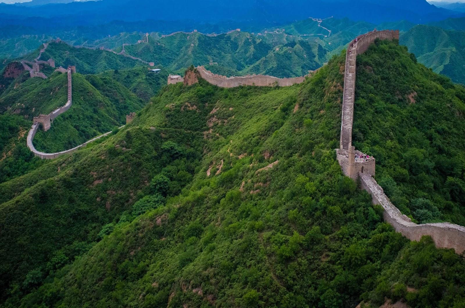 Wall Hit: Great Wall Of China