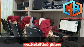 CS Agen Pulsa Online Market Pulsa