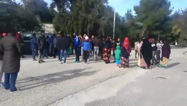 Αργολίδα: Κινητοποίηση προσφύγων στο Πόρτο Χέλι (βίντεο)