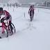 Vídeo de las condiciones meteorológicas extremas vividas en el Campeonato de Japón de ciclocross 2018