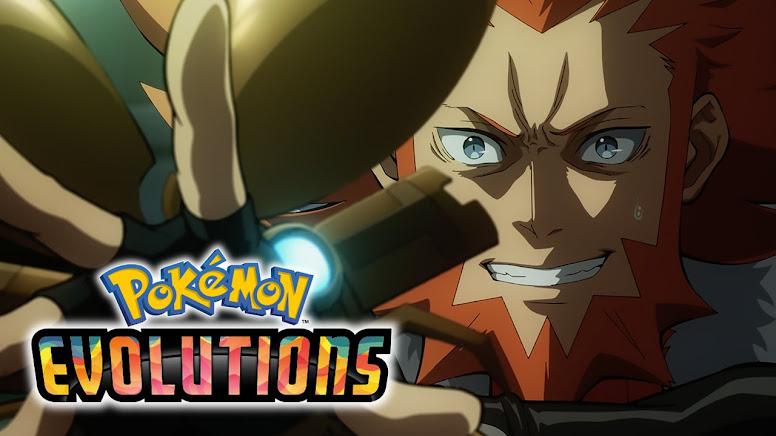 Pokémon Evolutions Episódio 03
