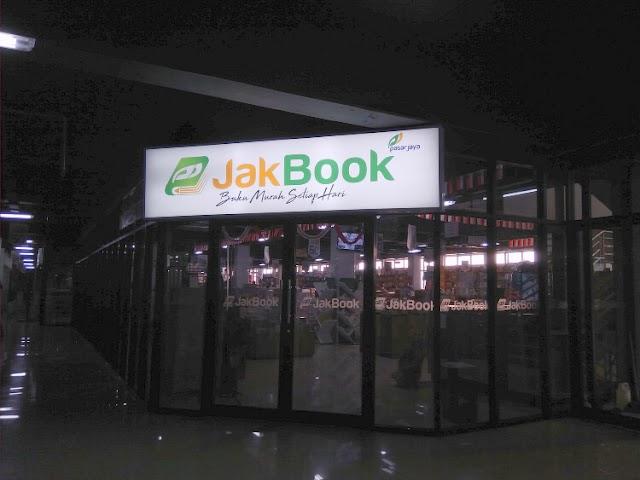 JakBook Pasar Kenari, Tempat Berburu Buku Murah di Jakarta