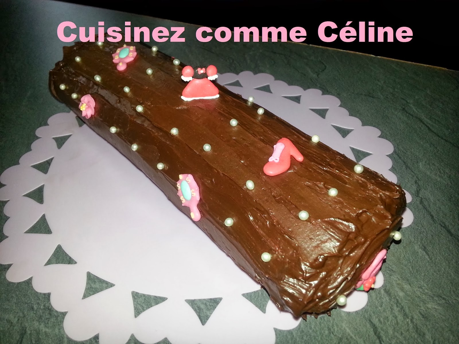 Cuisinezcommec lineetpoupette b che cr me p tissi re vanille p pite chocolat blanc ganache - Creme patissiere chocolat blanc ...