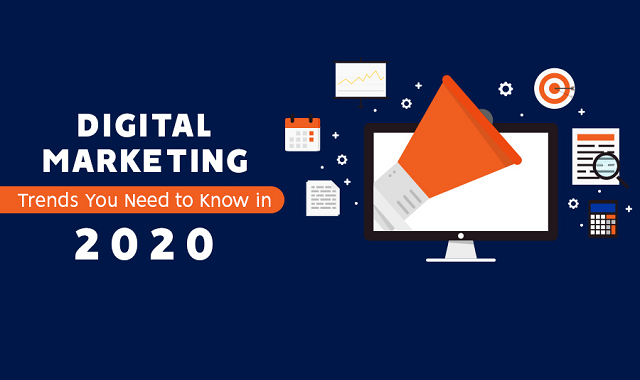 Top 10 Digital Marketing trends for the new decade