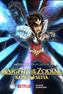 Saint Seiya Knights of the Zodiac Legendado