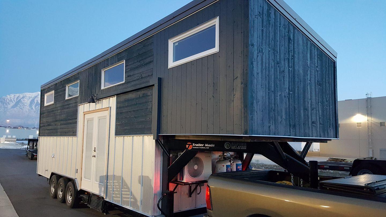 Custom Home From Alpine Tiny Homes TINY HOUSE TOWN