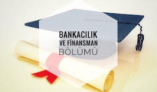Bankacılık ve Finansman Bölümü İş Olanakları Maaşları