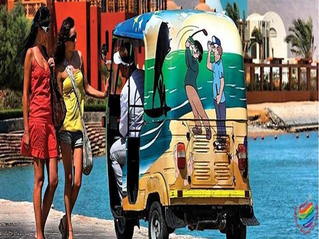 Transports- El Gouna - Hurghada
