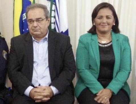 DELEGADA SHEILA VOLTARÁ AO COMANDO DA SEGURANÇA DE NATAL