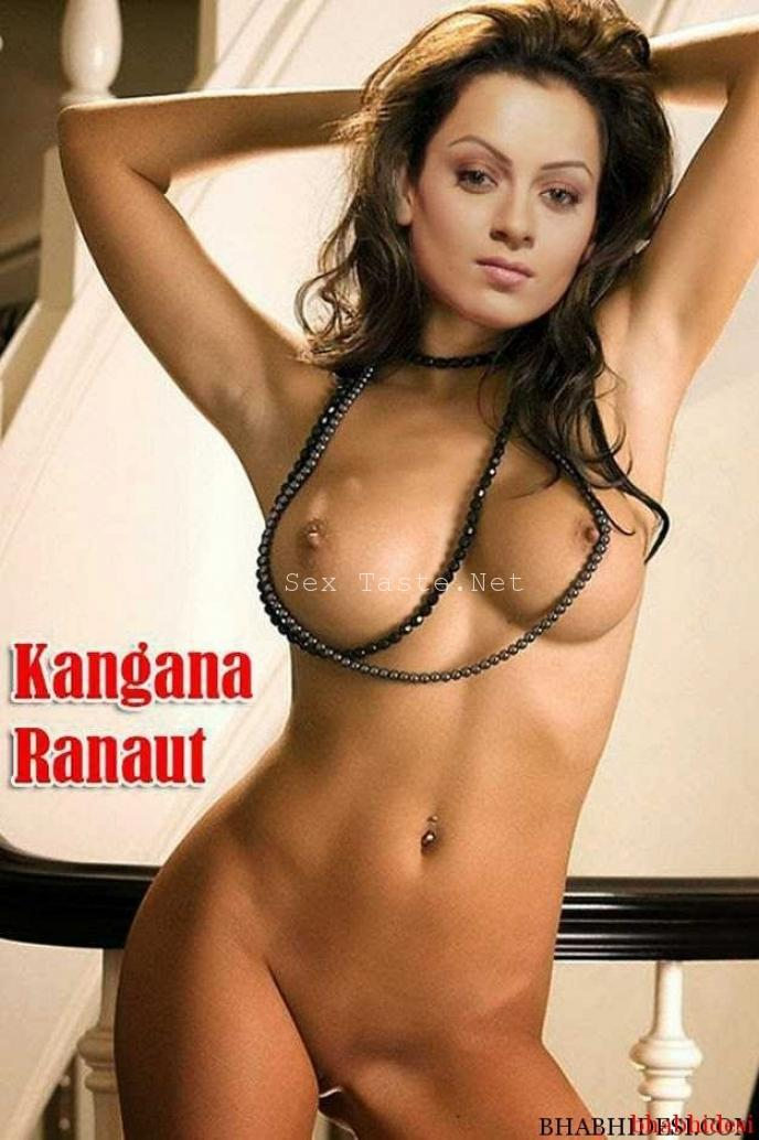 Kangana Nude Boobs