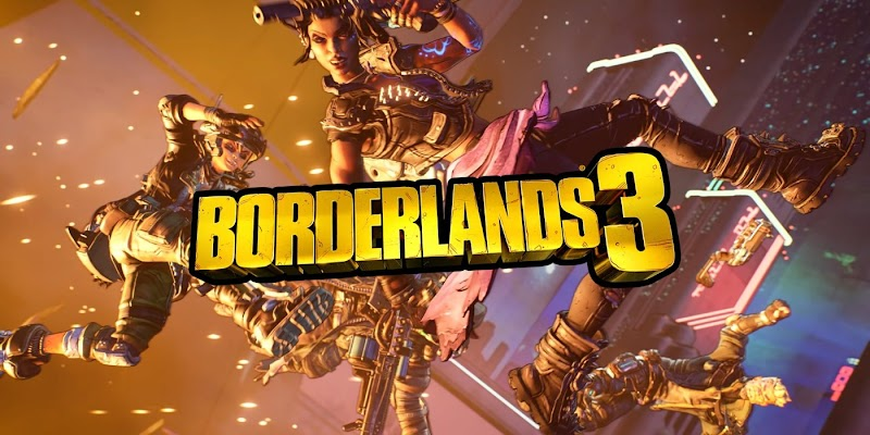 Borderlands 3 Tuju Steam Bulan Maret Mendatang