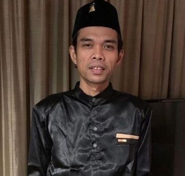 Resmi Ceraikan Istri, Ustadz Abdul Somad Upload Video : Adab Lebih Tinggi dari pada Ilmu