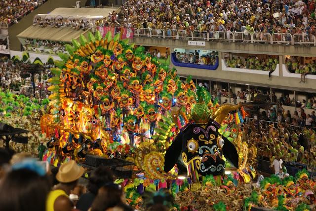 Rio Carnival Wishes festival