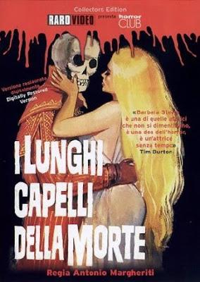 I Lunghi capelli della morte (1964) / Poster