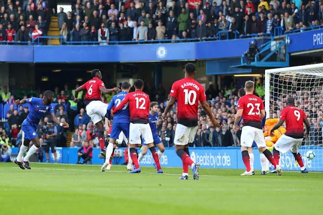 مشاهدة مباراة تشيلسي ومانشستر يونايتد بث مباشر