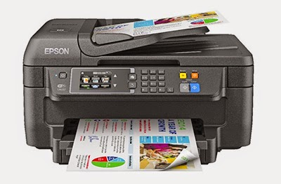 Epson WF-2660 Printer reviews