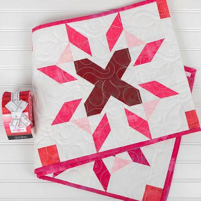 confetti stars quilt pattern
