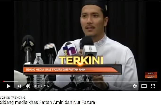 Tahniah Fazura dan Fattah Amin Selamat Bertunang