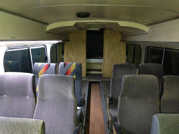 Used Rvs Potential Flxible Coach Bus To Conversion For