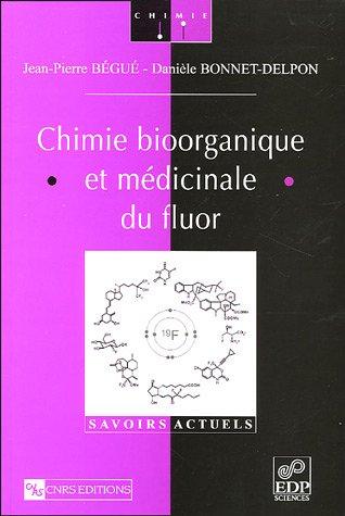 [PDF] Télécharger Livre Gratuit: Chimie bioorganique et médicinale du fluor