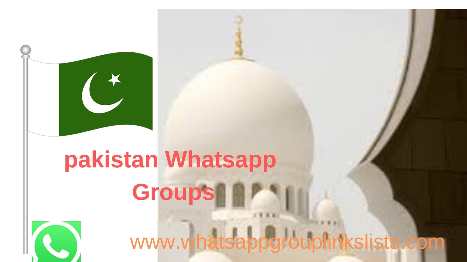 Join Pakistan WhatsApp Group Links List