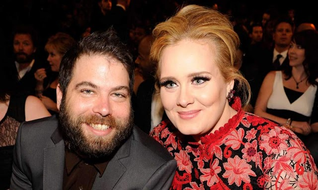 Famous Singer Adele Reportedly files for divorce from Simon Konecki, her Husband