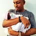 2324Xclusive Update: Naeto C shares photo of his new born daughter