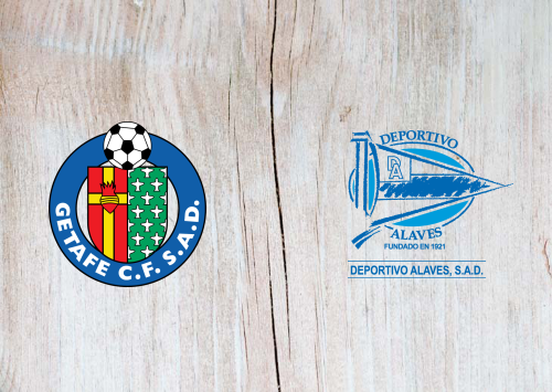 Getafe vs Deportivo Alavés -Highlights 31 August 2019